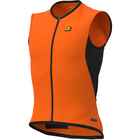 Alé Cycling Clima Protection 2.0 Thermo Vest Men fluo orange